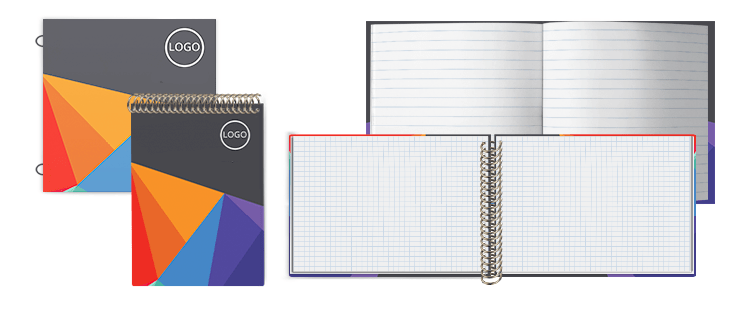 Notepads with Custom Interior