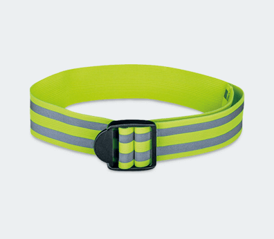 Reflective Elastic Band Customised with your design