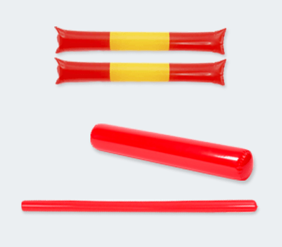 Inflatable Sticks
