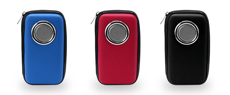 Smartphone Pouch With Speaker