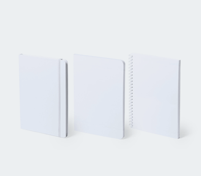 Antibacterial Notebook Customised with your design