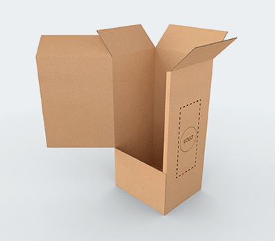 Wardrobe Removal Cardboard Boxes Customised with your design