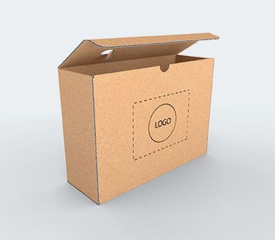 Cardboard Transfer Files Customised with your design