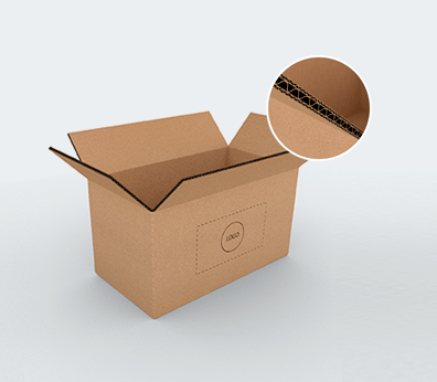 Triple Wall Cardboard Boxes Customised with your design