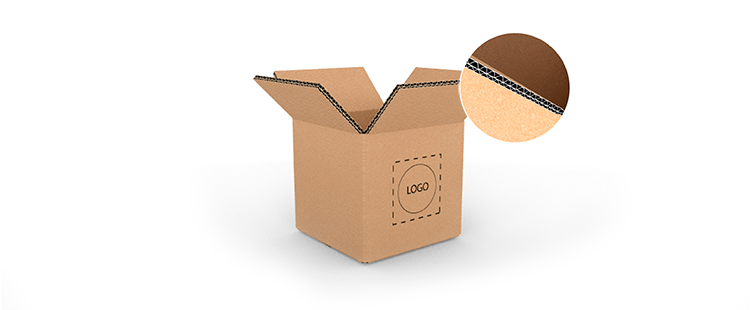 Double Wall Square Based Cardboard Boxes
