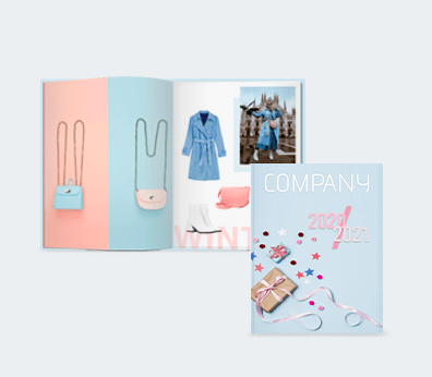 Catalogs Customised with your design