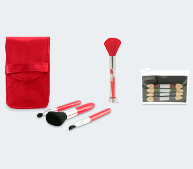 Set de pinceau de maquillage