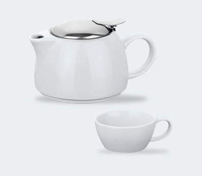 Tea Set Customised with your design