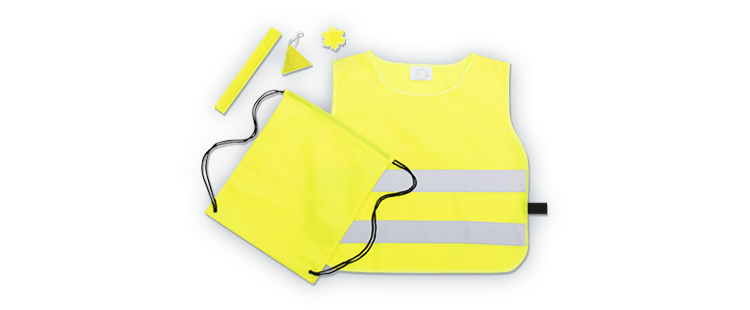 Kids High Visibility Set