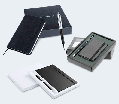 Pen Notebook Gift Set