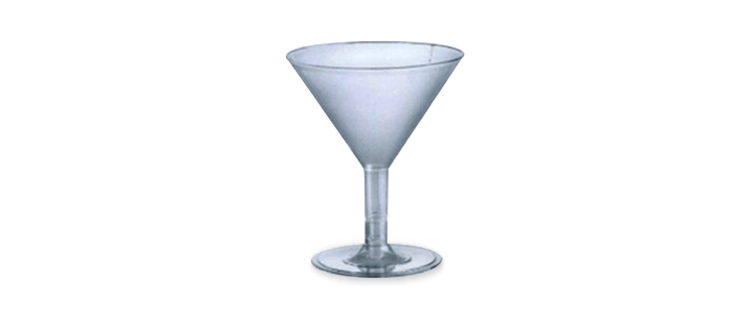 Verre à cocktail