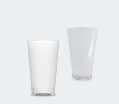 Reusable party cup