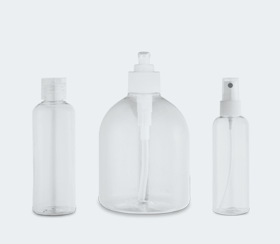 Bottle for Alcohol Gel Customised with your design