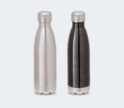 Steel Sports Bottle Customised with your design