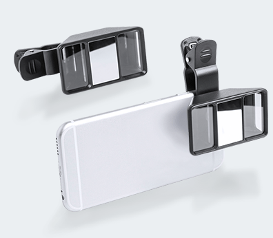 3D Mobile Lenses