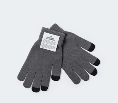 Antibacterial Gloves Customised with your design