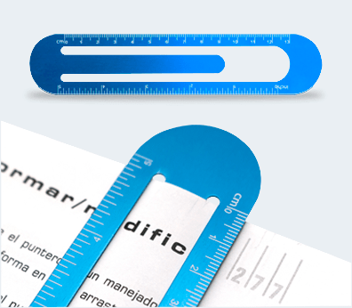 Ruler Bookmark