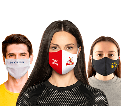 Personalised Face Masks - Buy at the best price