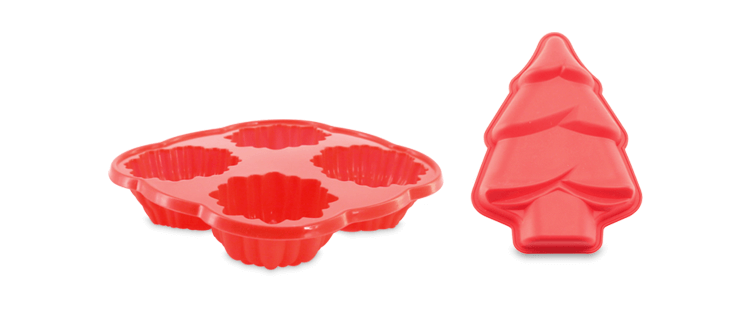 Moules Silicone