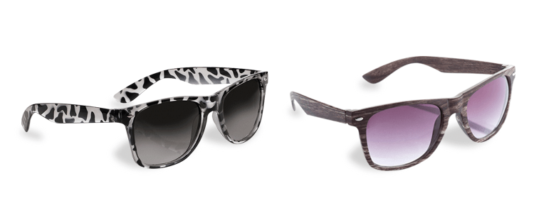 Sunglasses With Pattern