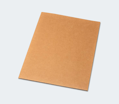 Cardboard Folder Customised with your design