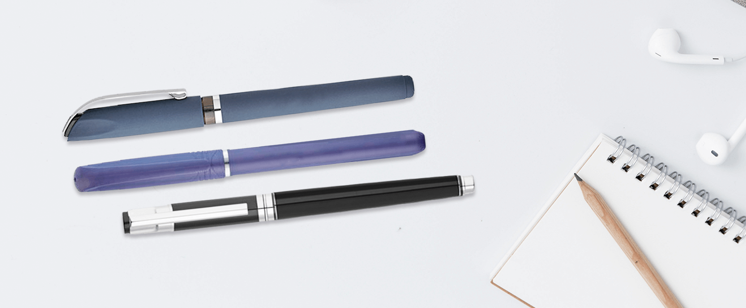 Gel Pens With Refill