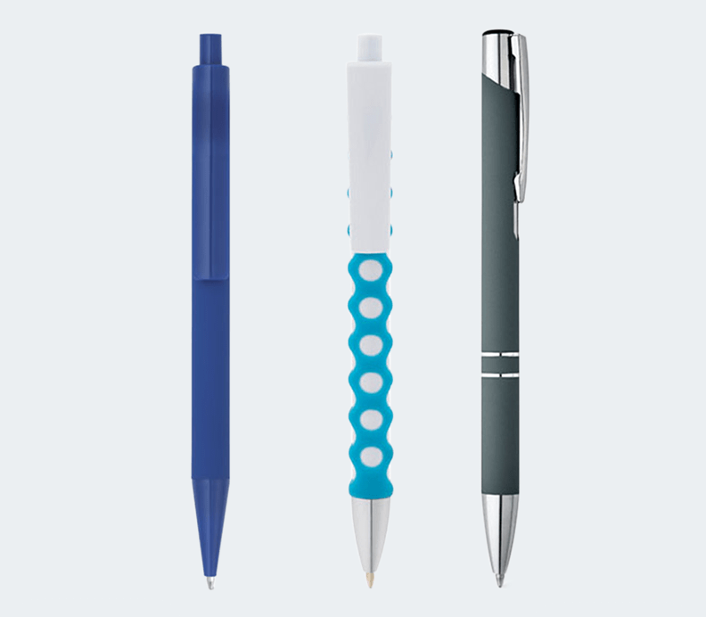 Pen rubber grip