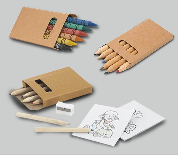 Farbstift-Set
