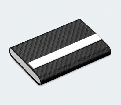 Metal Card Holder Customised with your design