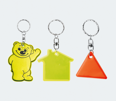 Fluorescent Keychain Customised with your design