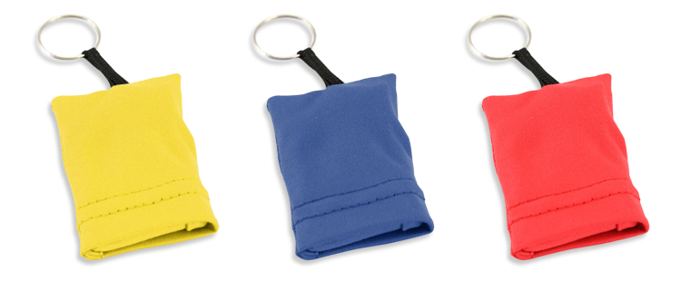 Keychain Cleaning Cloth