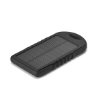 Power Bank - Bateria solar 2000 mAh