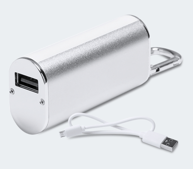 Powerbank 2600Mah