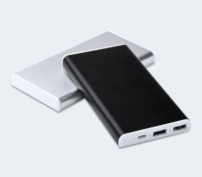Power Bank 6200Mah