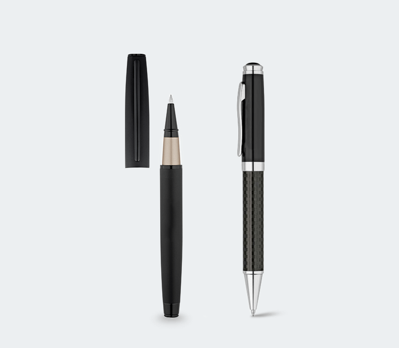 Rollerball Pen and Pen Set