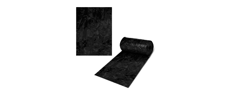 Economic bin bag (10 units roll)