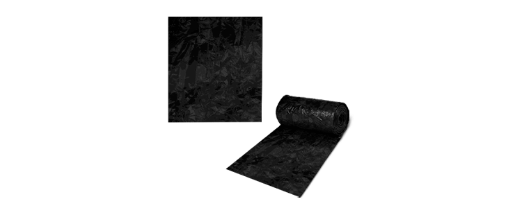 Economic bin bag (12 units roll)
