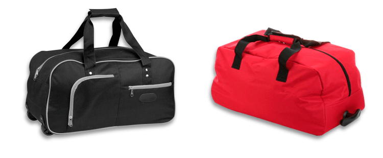 Trolley Bags with handles