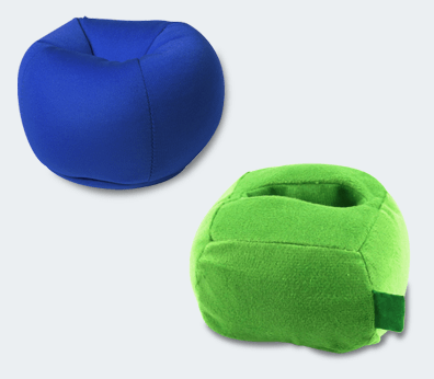 Bean Bag Phone Holder