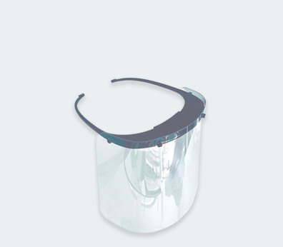 Protection Face Shields With Frame Buy at the best price