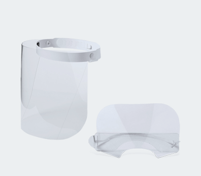 Protection Face Shields with Elastic Buy at the best price